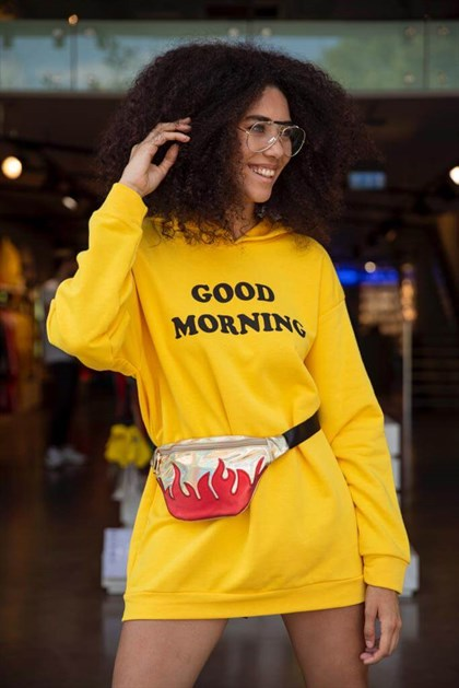 Good Morning Sweatshirt