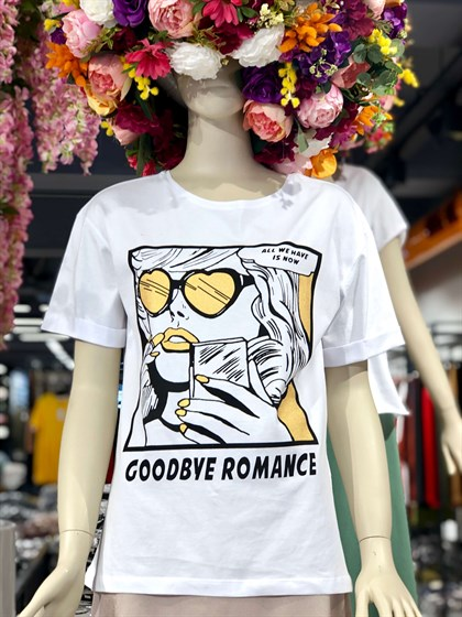 Goodbye Romance T-shirt